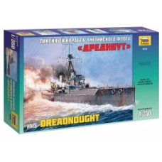 "1/350 BATTLESHIP ""DREADNOUGHT"""